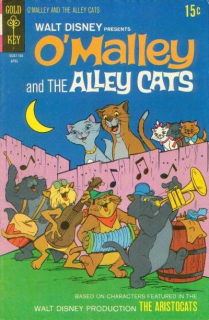 O'Malley and the Alley Cats