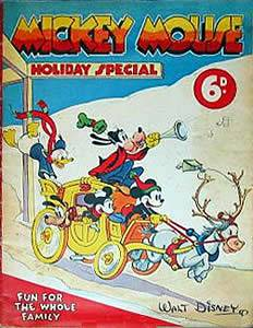 Mickey Mouse Holiday Special
