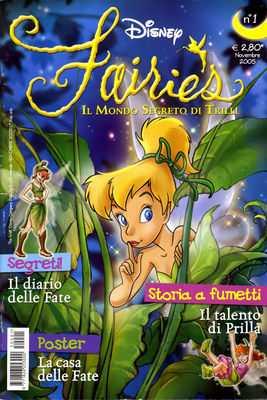 Fairies - Il mondo segreto di Trilli