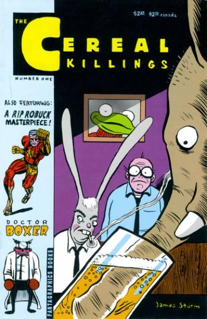 Cereal Killings