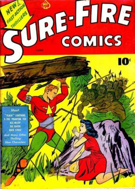 Sure-Fire Comics