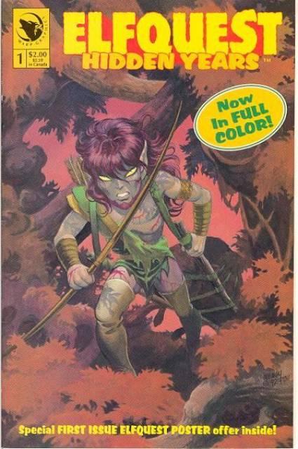 ElfQuest: Hidden Years