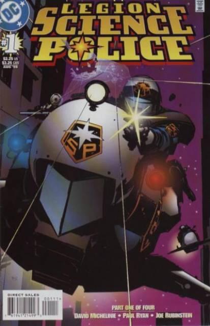 Legion: Science Police