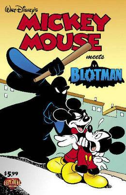 Mickey Mouse Meets Blotman