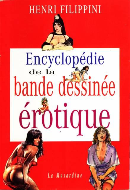 Encyclopedie de la bande dessinée érotique