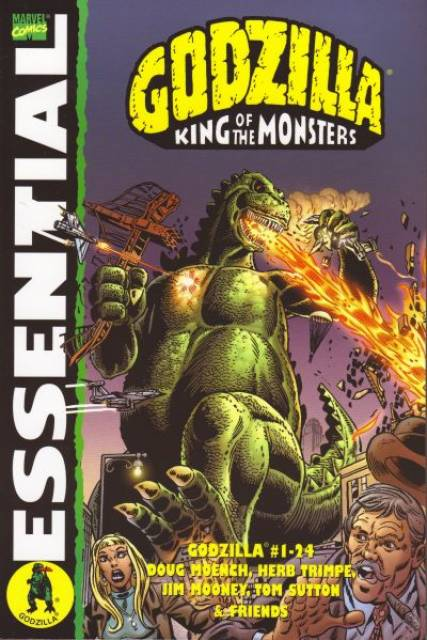Essential Godzilla King of the Monsters