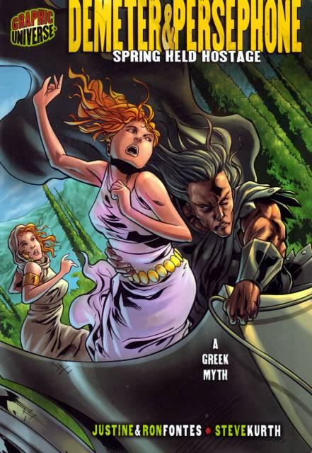 Demeter & Persephone: Spring Held Hostage