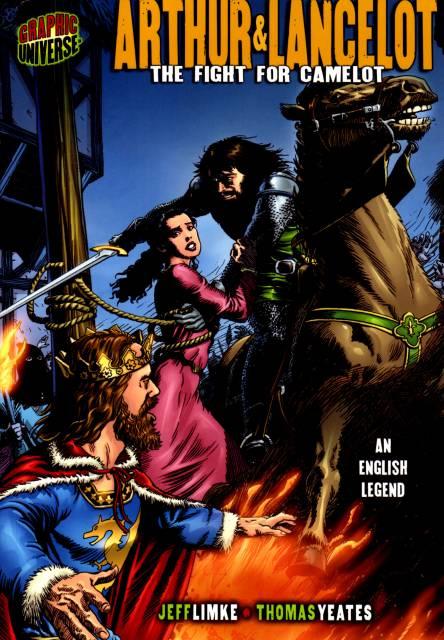 Arthur & Lancelot: The Fight for Camelot