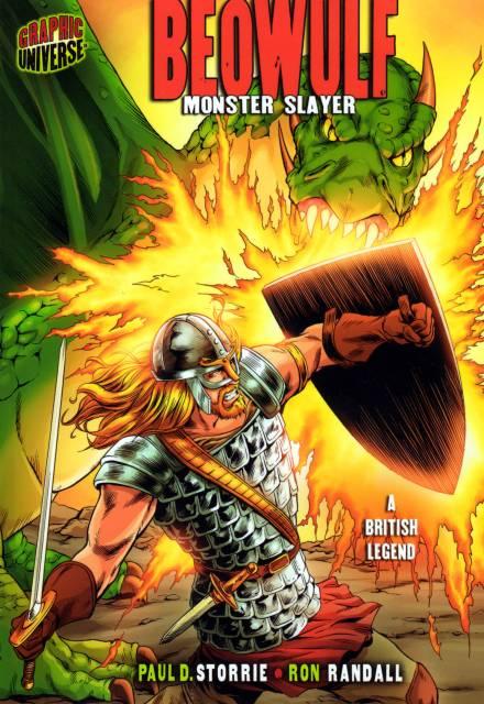 Beowulf Monster Slayer