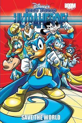 Disney's Hero Squad Ultraheroes: Save the World