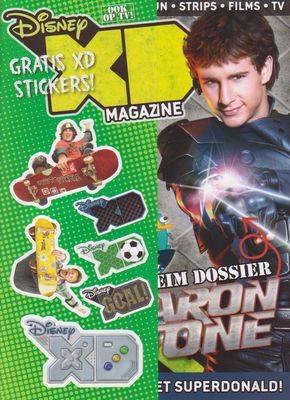 Disney XD Magazine