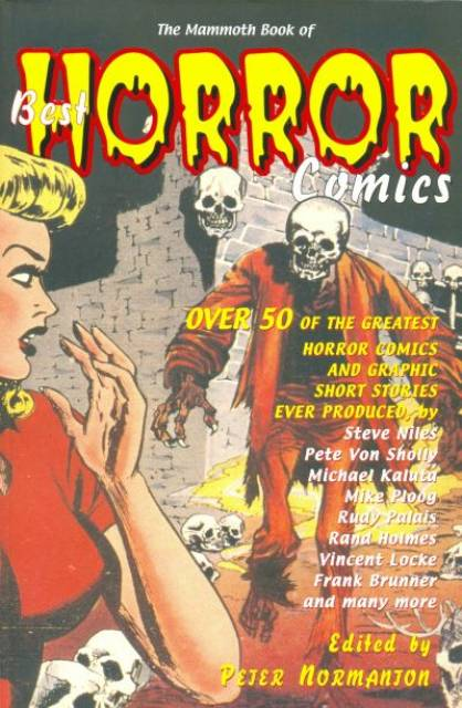 Mammoth Book of Best Horror Comics