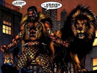 Kraven the Hunter II