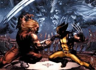 Sabretooth vs Wolverine: One final time