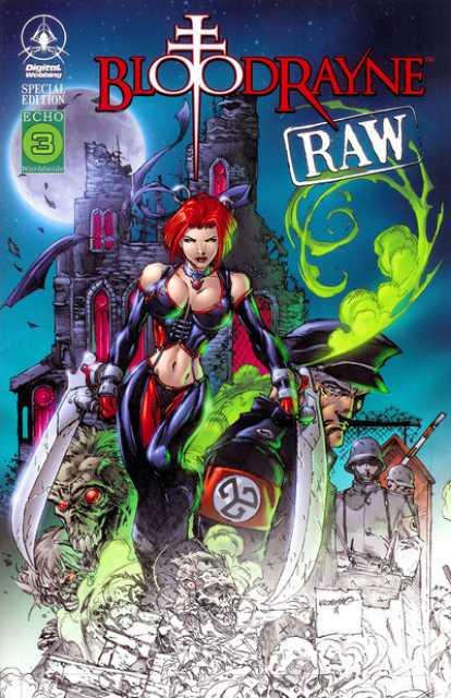 BloodRayne: Raw