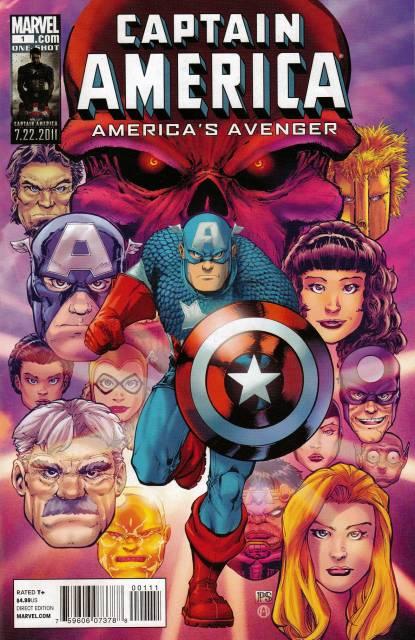 Captain America: America's Avenger