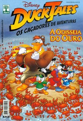 DuckTales, os Caçadores de Aventuras: A Odisseia do Ouro