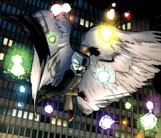Earth 1610 - Ultimate Angel.