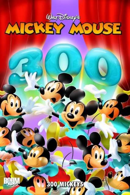 Mickey Mouse: 300 Mickeys