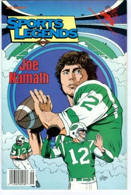 Sports Legends Comics