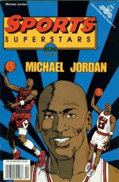 Sports Superstars Comics