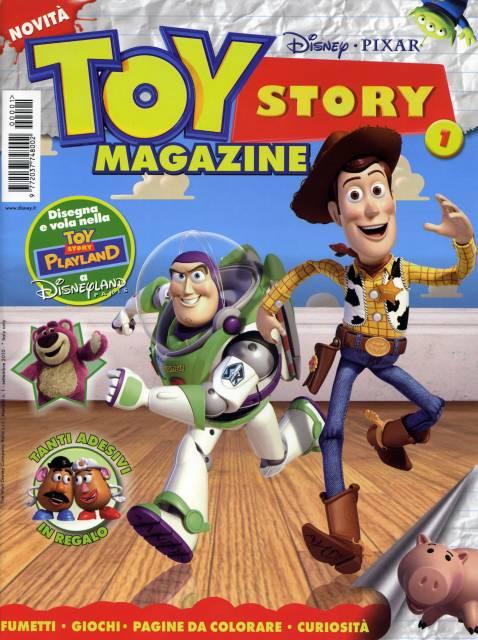 Toy Story Magazine