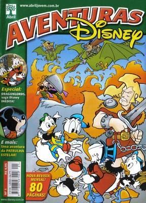 Aventuras Disney