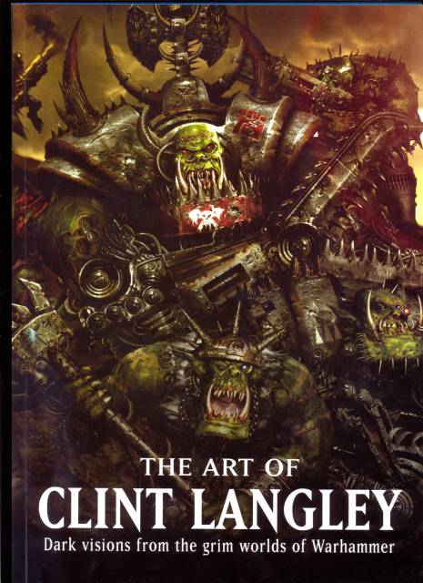 The Art of Clint Langley