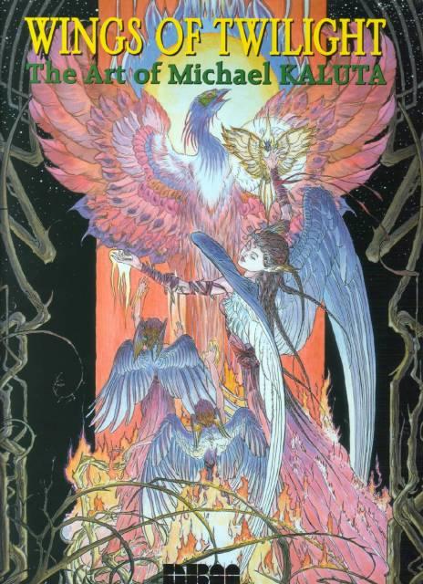 Wings of Twilight - The Art of Michael Kaluta