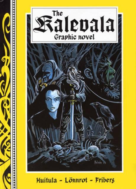Kalevala Graphic Novel