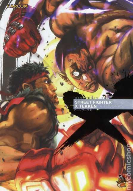 Street Fighter X Tekken: Artworks