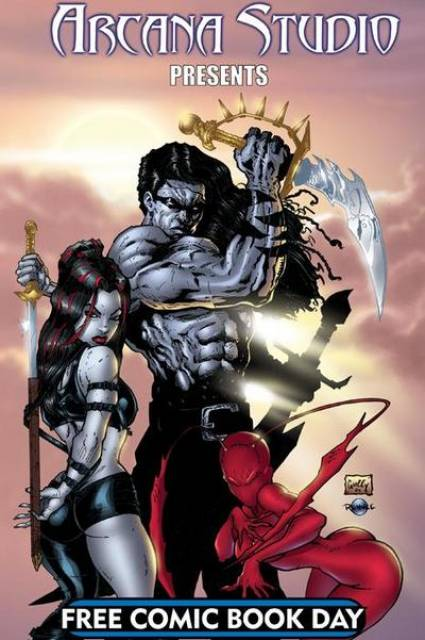Arcana Studio Presents: Free Comic Book Day