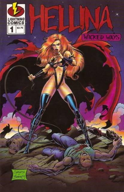 Hellina: Wicked Ways