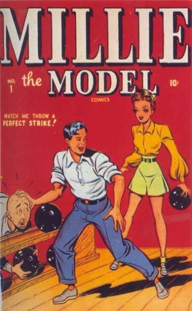 Millie the Model