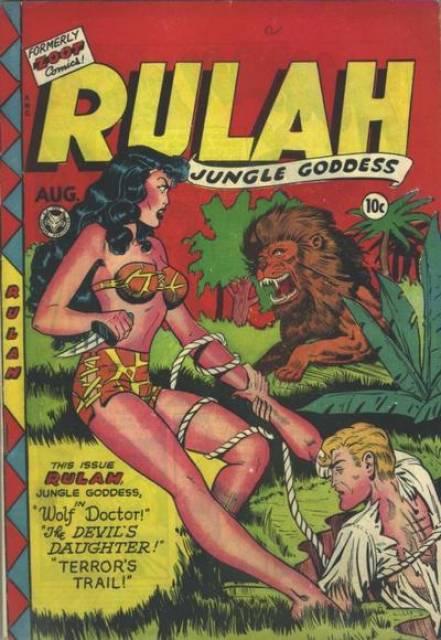Rulah - Jungle Goddess