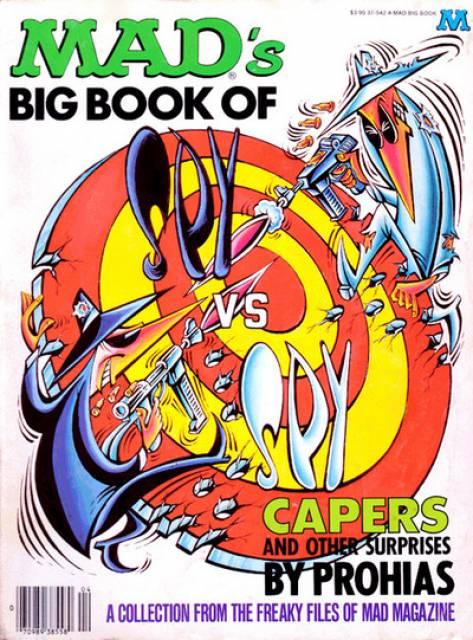 MAD's Big Book of Spy vs. Spy