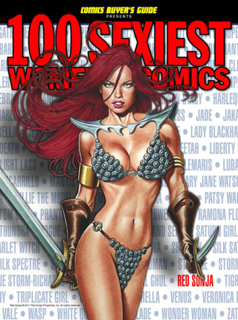 The Sexiest Woman in Comics