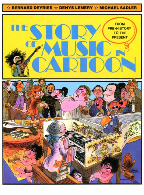 The Story of Music in Cartoon