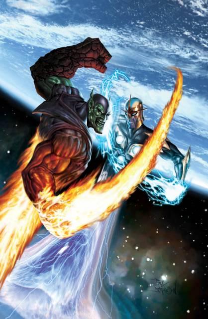 Kl'rt and Nova