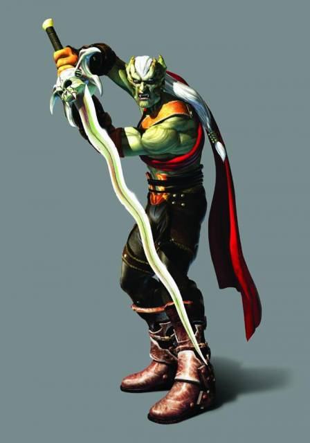 Kain with the Soul Reaver