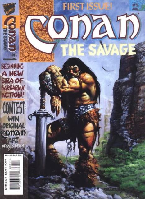 Conan the Savage
