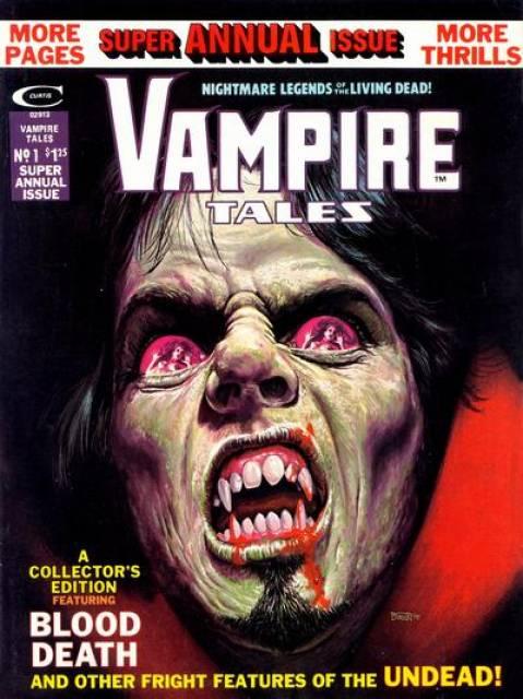 Vampire Tales Annual