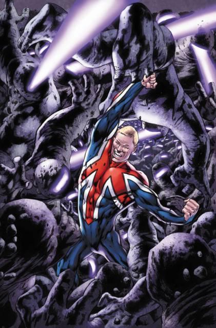 Captain Britain: Reborn