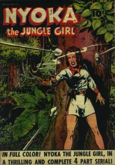Nyoka the Jungle Girl
