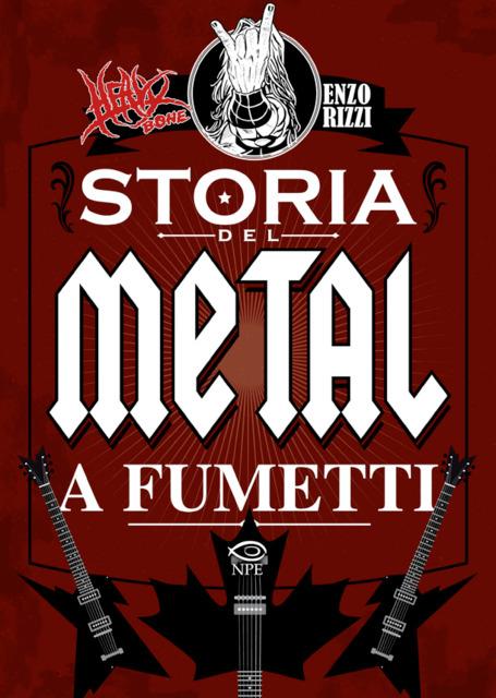 Heavy Bone – La Storia del Metal a Fumetti