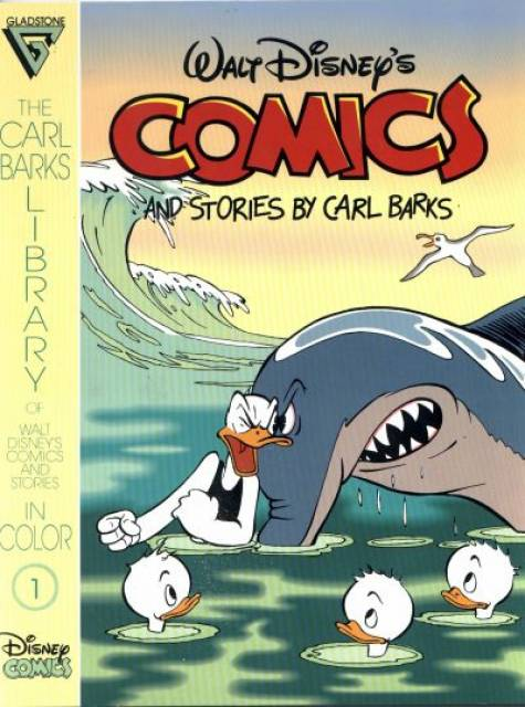 Carl Barks Library of Walt Disney's Comics and Stories in Color