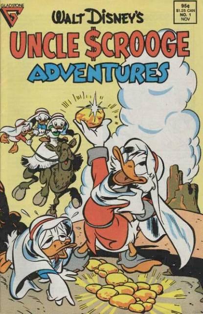 Uncle Scrooge Adventures