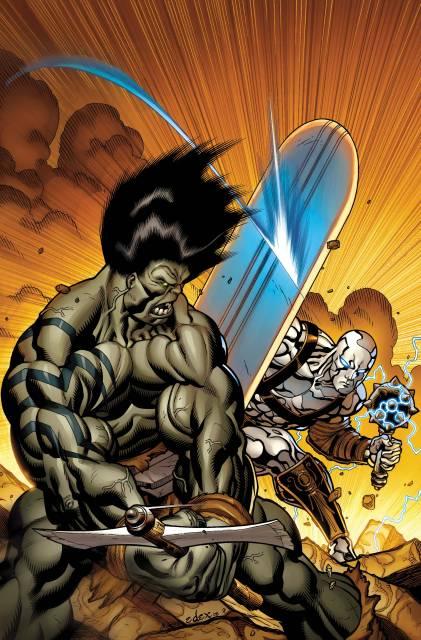 Skaar Brings Back the Silver Savage
