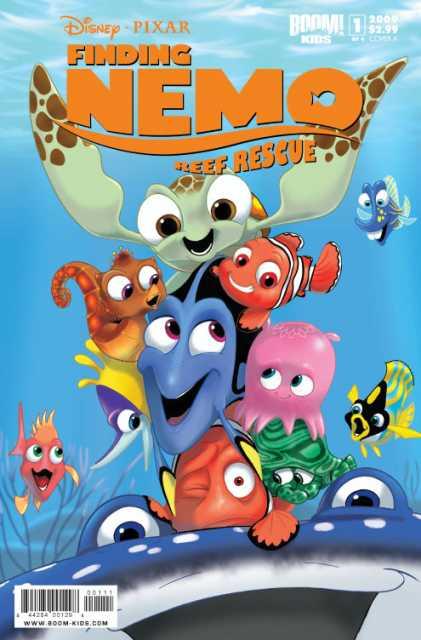 Finding Nemo: Reef Rescue