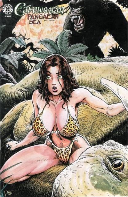 Cavewoman: Pangaean Sea